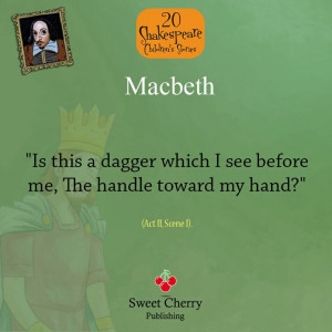 Famous quote from Shakespeare's Macbeth