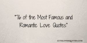 Famous Movie Quotes About Love (3)