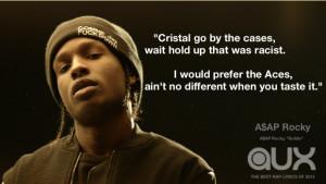20 best rap lyrics of 2012