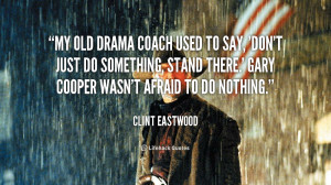 Clint Eastwood Character Quotes