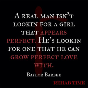 Quotes - Real Man