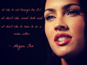 Megan Fox Quotes ♥