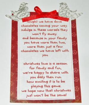 Of Christmas Secret Santa