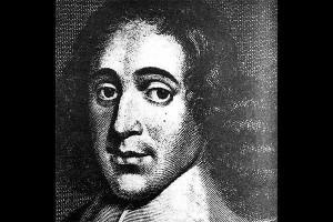Baruch Spinoza urodzony