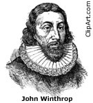 John Winthrop, governor of Massachusetts Bay Colony,