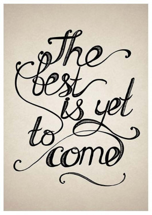 The best is yet to come - Starting a new chapter @thriftytrendz ...