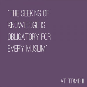 seeking knowledge quotes