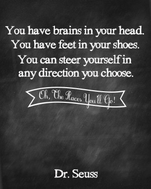 Graduation Quotes Dr Seuss Oh The Places Youll Go Oh the places you'll ...