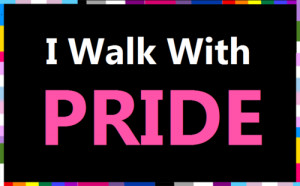 knowhomo:LGBTQ* Quotes, Insight and ExtrasStand Tall. Walk Proud.