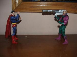 Superman vs. Lex Luthor Images