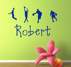 NEW-KIDS-BASKETBALL-WALL-STICKERS-TRANSFERS-DIY-Decal-Say-Quote-Word ...