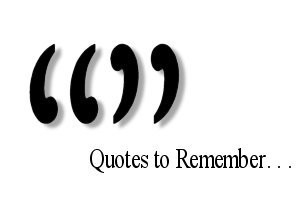 Investment Quotes for ... Investor Alertness!