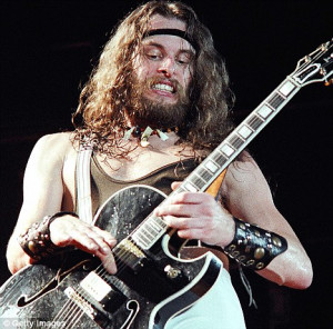 ... 'America hating' Obama and the gun control lobby, says Ted Nugent