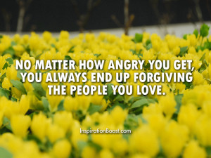 Angry vs Love Quotes