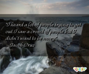 quotes about nosey people source http famousquotesabout com on nosey