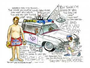Ghostbusters/Bill Murray Re-Blog!!!juliasegal:Bill Murray movie quotes ...