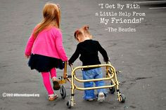 Special Needs Quotes Inspirational Quote   To the world you may not be ...
