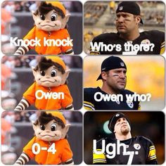 Hate for the Steelers