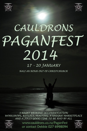 Cauldrons PaganFest 2014