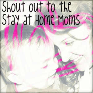 Shout out to the stay at home Moms http://pinnedrecipes.com
