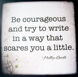 Inspiring Quotes Writing