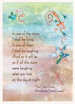 Sympathy Little Prince Quote
