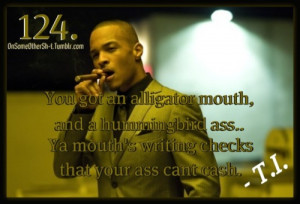 Stand Up #T.I. Quotes #T.I. LYrics