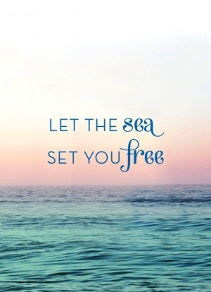 Quotes Sea, Good Morning, Inspiration Quotes