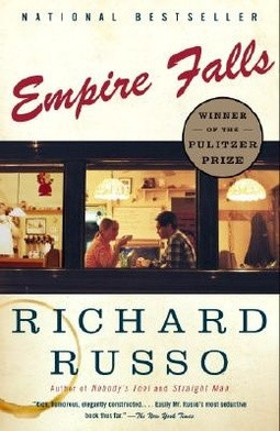 Empire Falls by Richard Russo - Reading for my book discussion group ...