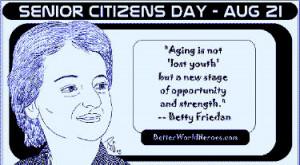Senior Citizens Day Quotes