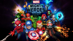 Marvel Mighty Heroes. Νέο co-op fighting game για iOS & Android!