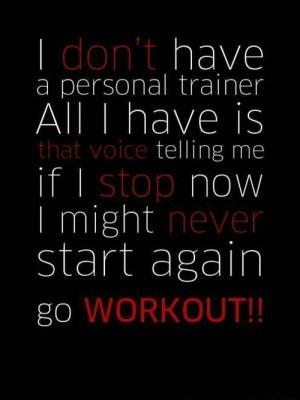 Inspiring Motivational Workout Quotes