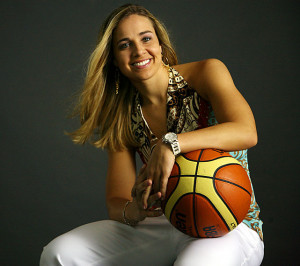 Becky Hammon Profile and Images/Pictures 2012