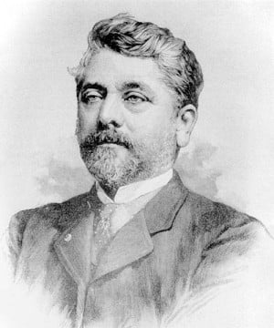 Alexandre Gustave Eiffel picture