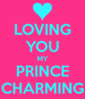 you are my prince charming quotes