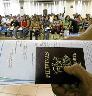 many ofws or overseas filipino workers are complaining that they pay