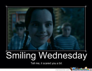Wednesday Addams Memes Wednesday Addams Knows How to