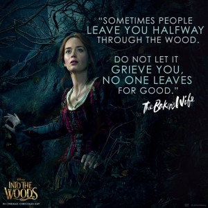 Emily Blunt On Playing INTO THE WOODS Live Onstage: 'I Would Be Up For ...