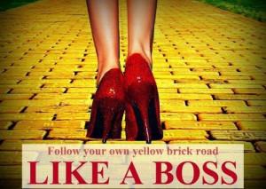 Like a boss!!