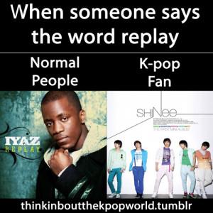 Replay #SHINee #Iyaz #Noona nomu yeppon #Onew #Key #Minho #Jonghyun # ...