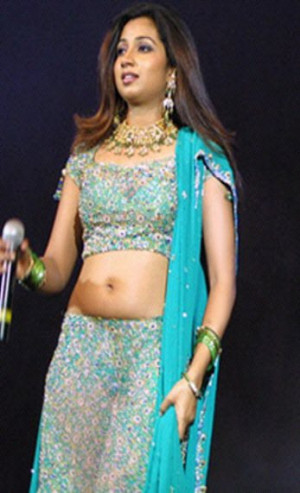Shreya Ghoshal Hot Pics
