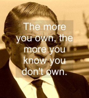 Aristotle Onassis quotes, is an app that brings together the most ...