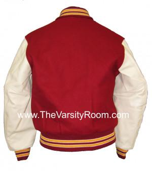 Torrey Pines Varsity Jacket
