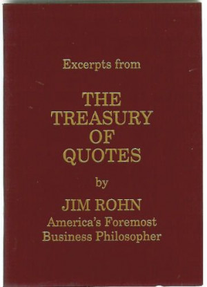 Jim Rohn collection of quotes--Good stuff here.