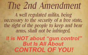 The Obama Administration – Attacking The 2nd Amendment