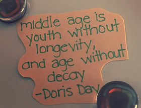 Monday's Makes Me Smile: The Middle-Aged Edition