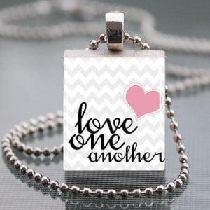 Lds Mormon Quote Love One...
