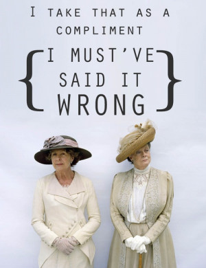 Dowager Countess: