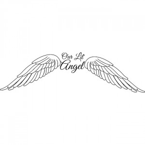 Angel Wing Tattoos for Women On Back