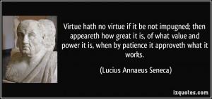 More Lucius Annaeus Seneca Quotes